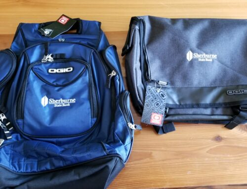 Embroidered OGIO Bags